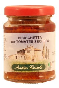 bruschetta, tomatoes Sches