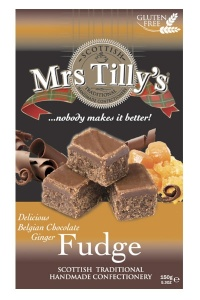 chocolate ginger-fudge-150g