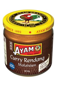 pate-de-curry de Rendang-185g