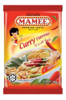 lotto a Noodle-inst-curry-75g