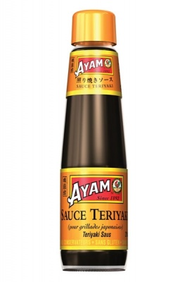 salsa teriyaki--210ml