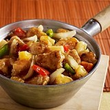 CHICKEN SWEET SOUR SAUCE