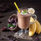 Smoothie Coco Chocolat Épinards